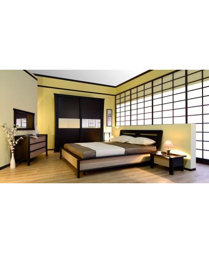 Модульная система спальни Сакура Дуб Хай-Лайн