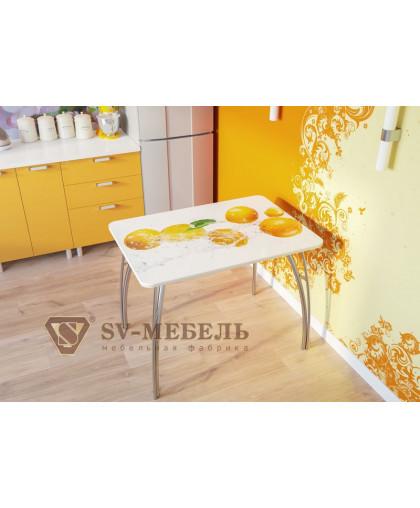 708, Стол кухонный Апельсины, , 1р., Стол кухонный Апельсины, SV-Мебель, Модули для кухни