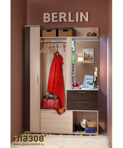 Прихожая BERLIN композиция 2